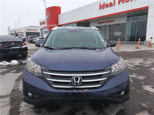 2014 Honda CR-V Touring (Stk: I180294A) in Mississauga - Image 2 of 21