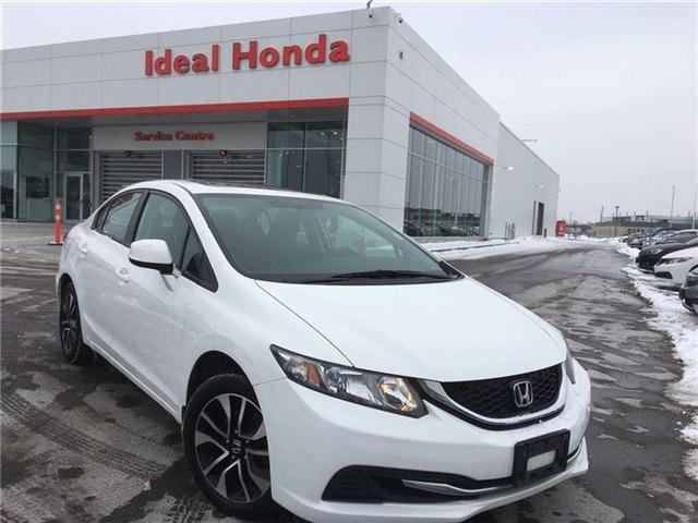 2013 Honda Civic EX (Stk: I180465A) in Mississauga - Image 1 of 22