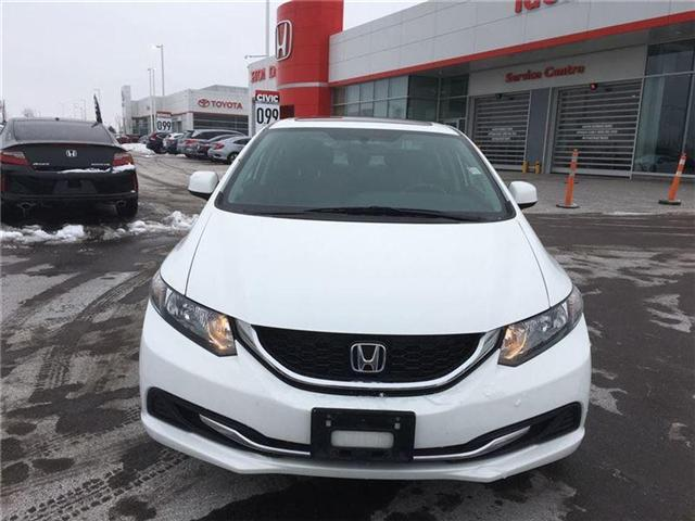 2013 Honda Civic EX (Stk: I180465A) in Mississauga - Image 2 of 22