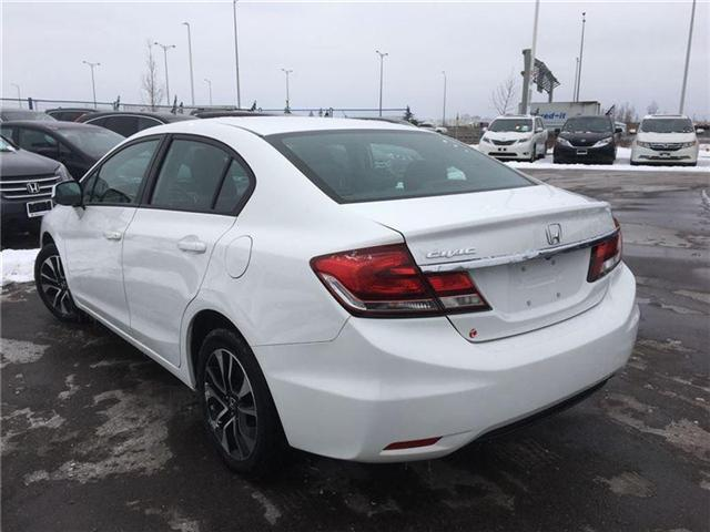 2013 Honda Civic EX (Stk: I180465A) in Mississauga - Image 5 of 22