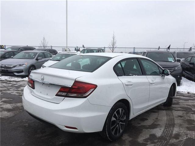 2013 Honda Civic EX (Stk: I180465A) in Mississauga - Image 7 of 22
