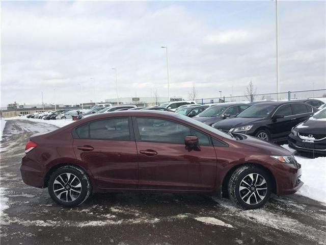 2015 Honda Civic EX (Stk: I180587A) in Mississauga - Image 8 of 20