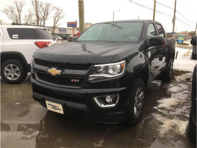 2018 Chevrolet Colorado Z71 (Stk: 172322) in Richmond Hill - Image 1 of 6