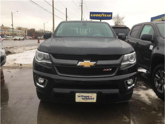 2018 Chevrolet Colorado Z71 (Stk: 172322) in Richmond Hill - Image 2 of 6