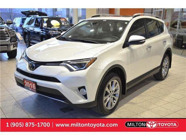 2016 Toyota RAV4  (Stk: 466571) in Milton - Image 1 of 45