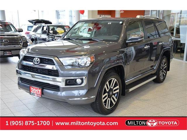2017 Toyota 4Runner SR5 (Stk: 417953) in Milton - Image 1 of 48