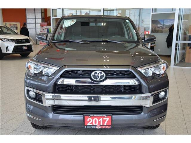 2017 Toyota 4Runner SR5 (Stk: 417953) in Milton - Image 2 of 48
