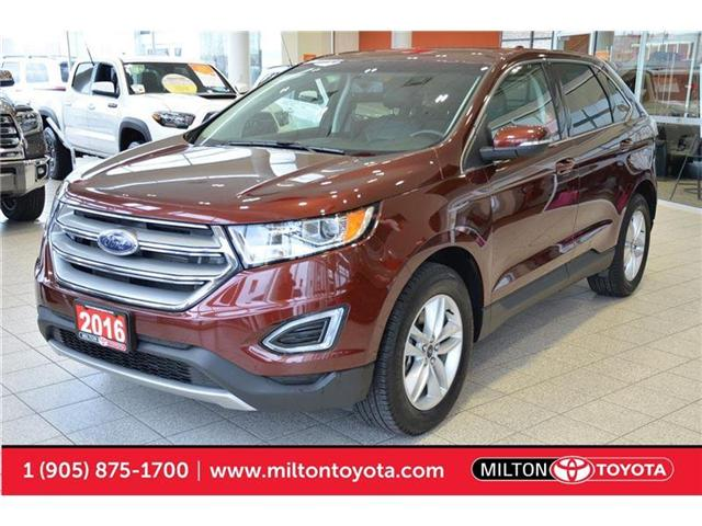 2016 Ford Edge SEL (Stk: B19540) in Milton - Image 1 of 39