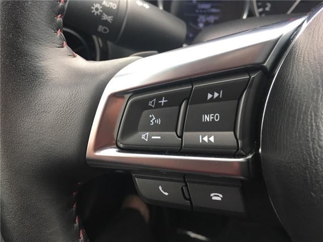 2017 Mazda MX-5 GS (Stk: UC5691) in Woodstock - Image 12 of 13