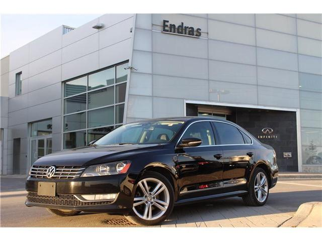 2012 Volkswagen Passat 3.6L Highline (Stk: P0545) in Ajax - Image 1 of 18