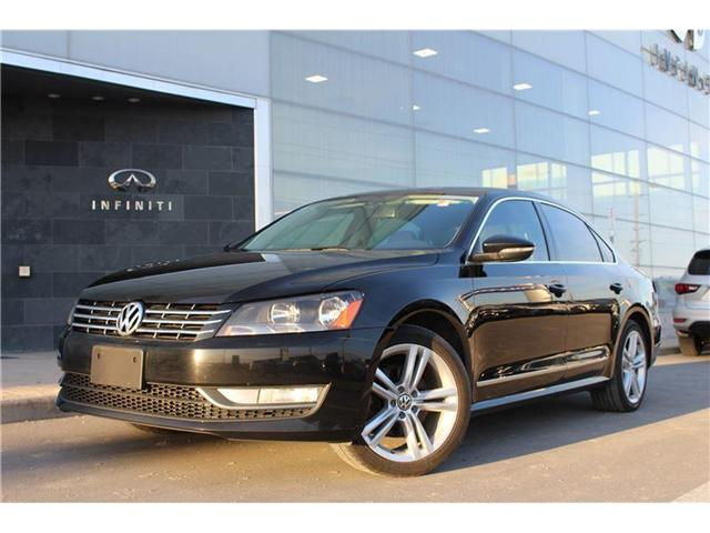2012 Volkswagen Passat 3.6L Highline (Stk: P0545) in Ajax - Image 2 of 18