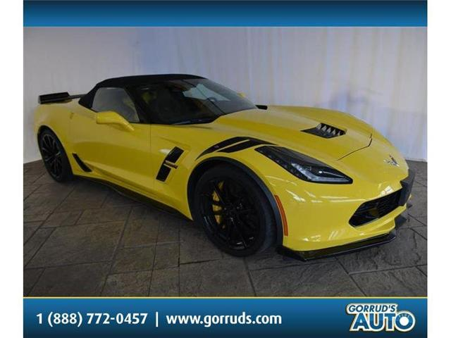 2017 Chevrolet Corvette Grand Sport (Stk: 101536) in Milton - Image 1 of 44