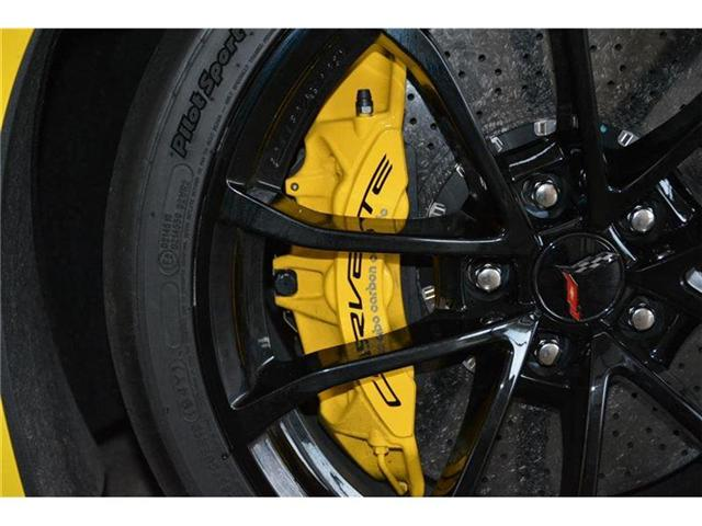 2017 Chevrolet Corvette Grand Sport (Stk: 101536) in Milton - Image 12 of 44