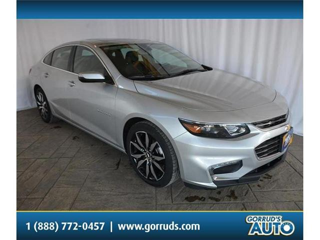 2017 Chevrolet Malibu 1LT (Stk: 101677) in Milton - Image 1 of 47