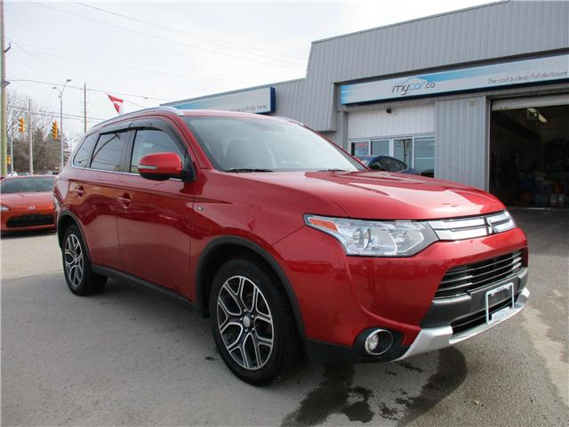 2015 Mitsubishi Outlander GT (Stk: 180135) in Kingston - Image 1 of 13