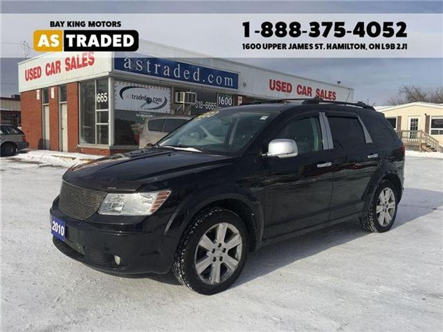2010 Dodge Journey SXT (Stk: 17-3656A) in Hamilton - Image 1 of 22