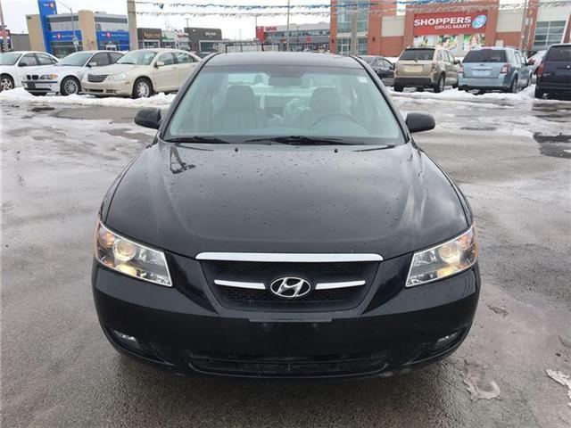 2007 Hyundai Sonata GL (Stk: 18-1007A) in Hamilton - Image 2 of 18