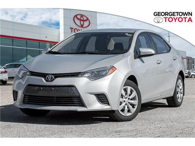 2015 Toyota Corolla LE (Stk: 15-85129) in Georgetown - Image 1 of 21