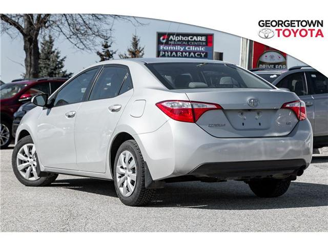 2015 Toyota Corolla LE (Stk: 15-85129) in Georgetown - Image 6 of 20