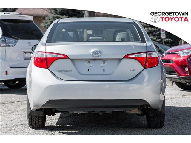 2015 Toyota Corolla LE (Stk: 15-85129) in Georgetown - Image 7 of 20