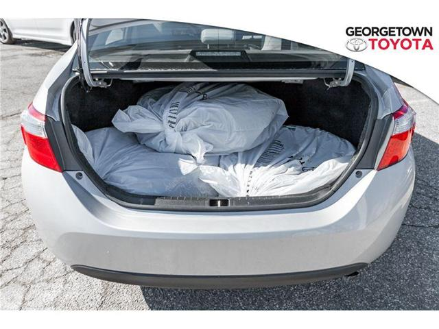 2015 Toyota Corolla LE (Stk: 15-85129) in Georgetown - Image 8 of 20