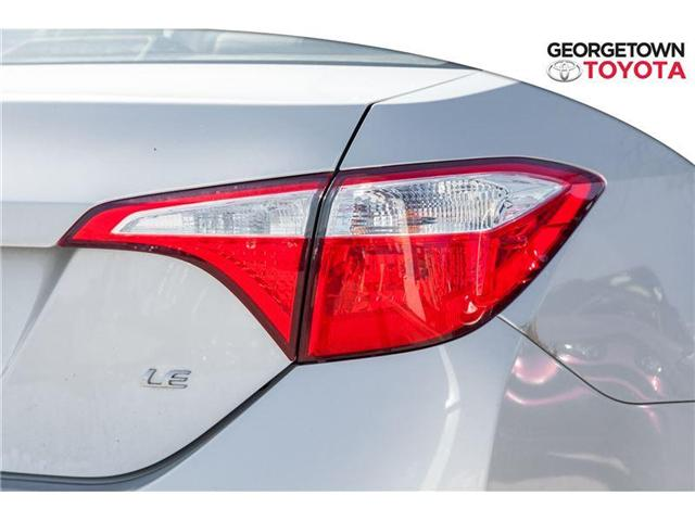 2015 Toyota Corolla LE (Stk: 15-85129) in Georgetown - Image 9 of 20