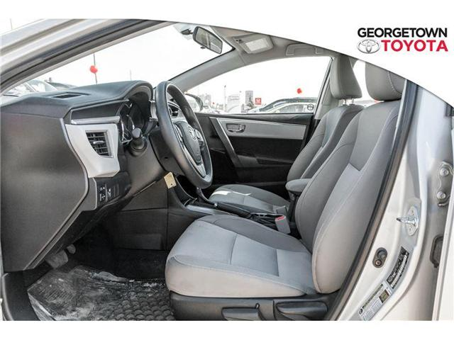 2015 Toyota Corolla LE (Stk: 15-85129) in Georgetown - Image 10 of 20
