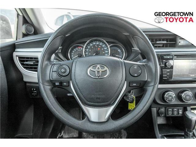 2015 Toyota Corolla LE (Stk: 15-85129) in Georgetown - Image 11 of 20
