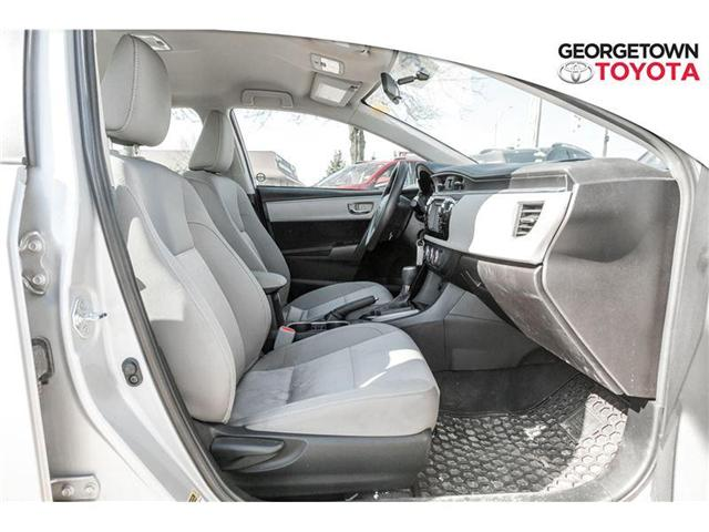 2015 Toyota Corolla LE (Stk: 15-85129) in Georgetown - Image 17 of 20