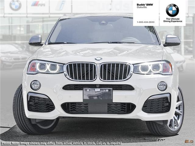 2018 BMW X4 M40i (Stk: T938427) in Oakville - Image 2 of 10