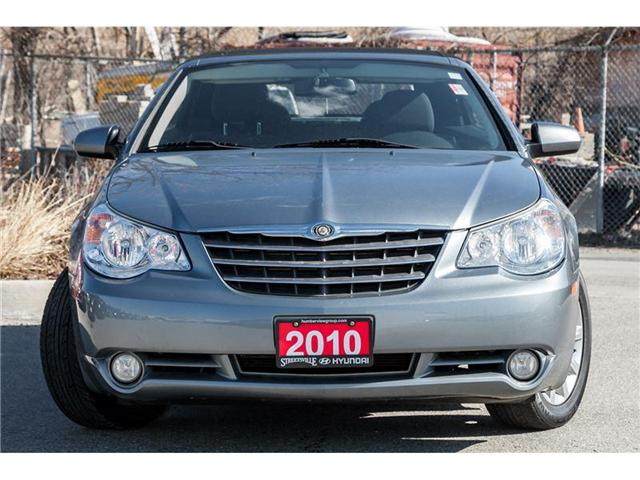 2010 Chrysler Sebring Touring (Stk: 17TU238B) in Mississauga - Image 2 of 18