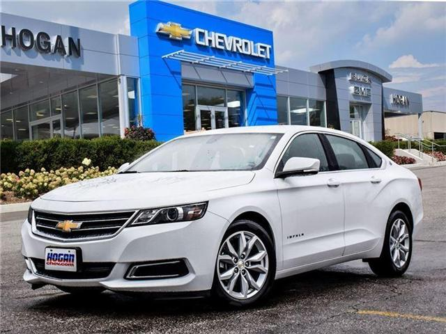 2017 Chevrolet Impala 1LT (Stk: A102778) in Scarborough - Image 1 of 24