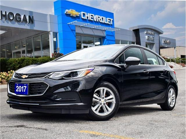2017 Chevrolet Cruze Hatch LT Auto (Stk: A519655) in Scarborough - Image 1 of 26