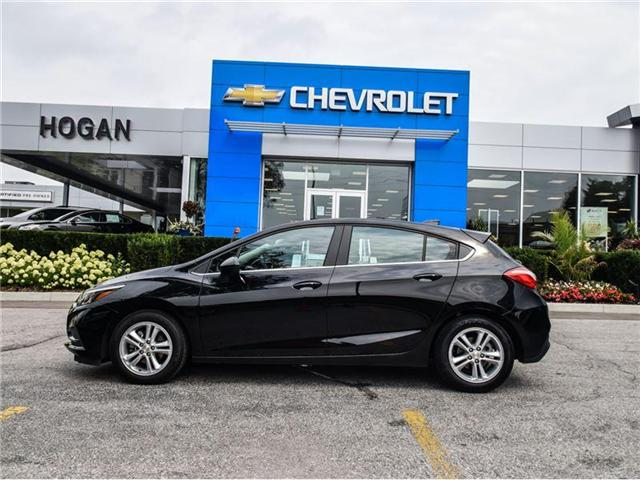 2017 Chevrolet Cruze Hatch LT Auto (Stk: A519655) in Scarborough - Image 2 of 26
