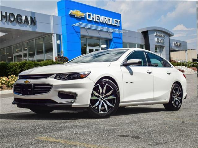 2017 Chevrolet Malibu 1LT (Stk: A176521) in Scarborough - Image 1 of 21