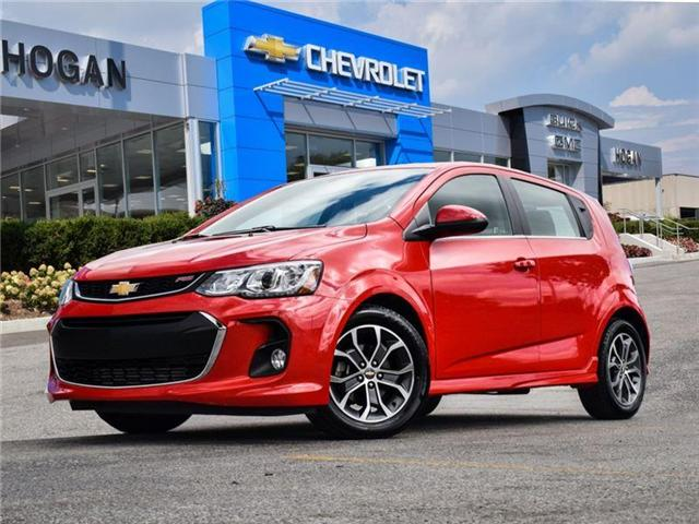 2017 Chevrolet Sonic LT Auto (Stk: A126174) in Scarborough - Image 1 of 10