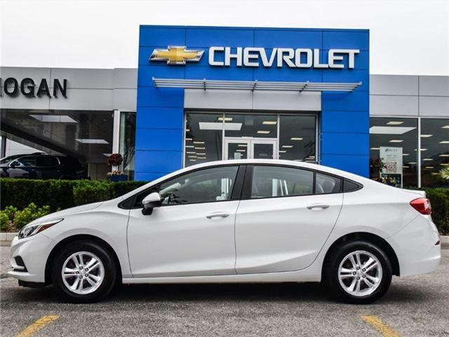 2017 Chevrolet Cruze LT Auto (Stk: A541764) in Scarborough - Image 2 of 25