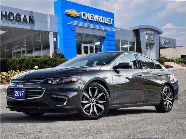 2017 Chevrolet Malibu 1LT (Stk: A180910) in Scarborough - Image 1 of 25