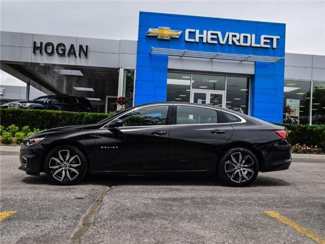 2017 Chevrolet Malibu 1LT (Stk: A180910) in Scarborough - Image 4 of 25
