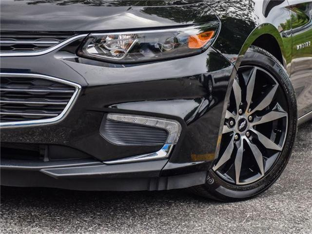 2017 Chevrolet Malibu 1LT (Stk: A180910) in Scarborough - Image 7 of 25