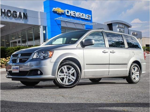 2016 Dodge Grand Caravan Crew (Stk: A377399) in Scarborough - Image 1 of 19