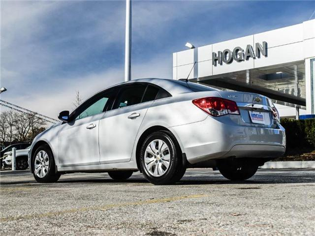 2016 Chevrolet Cruze Limited 1LT (Stk: A168878) in Scarborough - Image 3 of 24