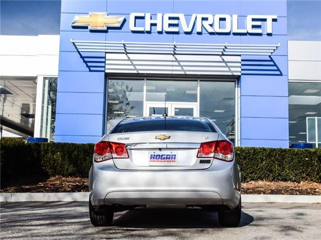 2016 Chevrolet Cruze Limited 1LT (Stk: A168878) in Scarborough - Image 5 of 24
