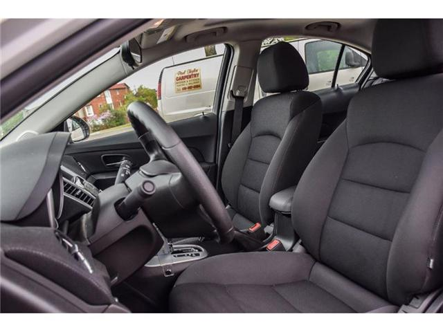 2016 Chevrolet Cruze Limited 1LT (Stk: A168878) in Scarborough - Image 11 of 24