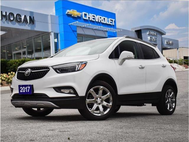 2017 Buick Encore Essence (Stk: A003042) in Scarborough - Image 1 of 27
