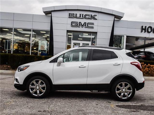 2017 Buick Encore Essence (Stk: A003042) in Scarborough - Image 2 of 27
