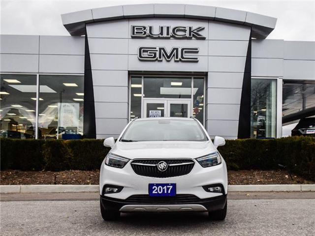 2017 Buick Encore Essence (Stk: A003042) in Scarborough - Image 4 of 27