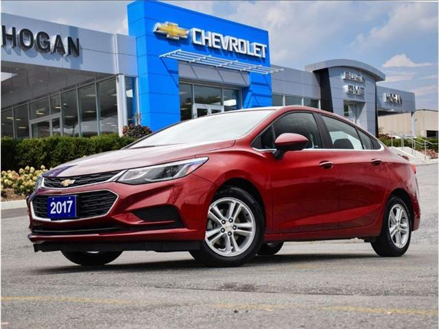 2017 Chevrolet Cruze LT Auto (Stk: A570806) in Scarborough - Image 1 of 25