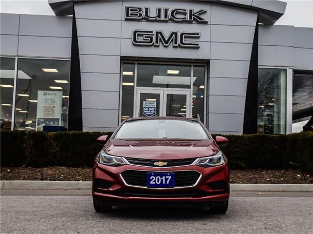 2017 Chevrolet Cruze LT Auto (Stk: A570806) in Scarborough - Image 4 of 25
