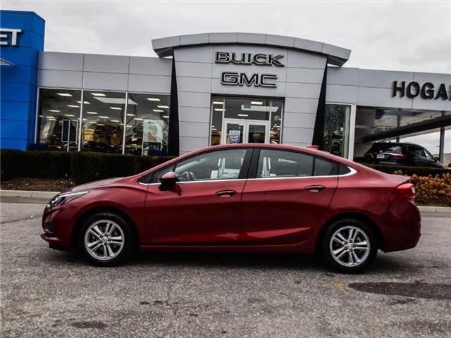 2017 Chevrolet Cruze LT Auto (Stk: A568768) in Scarborough - Image 2 of 24